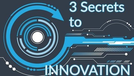 3 Secrets to Innovation | Business change | Scoop.it