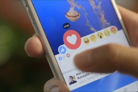 Facebook's new Like button options are coming 'in the next few weeks' | All Facebook | Scoop.it