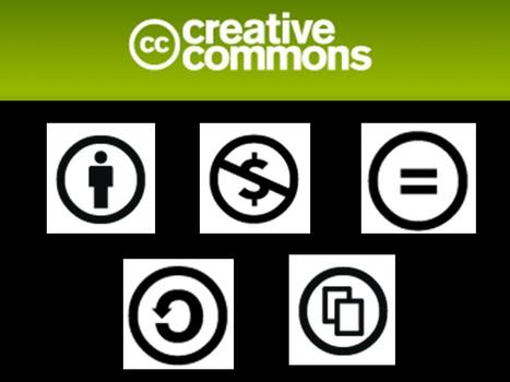 The Soaring Use of Creative Commons Licenses | Peer2Politics | Scoop.it
