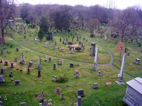 Top 10 Cemeteries to Visit | Odyssey Hospice | Scoop.it