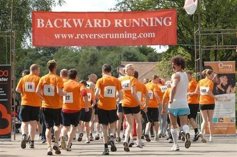 Backwards running for your health   Advice for Runners   Scoop.it
