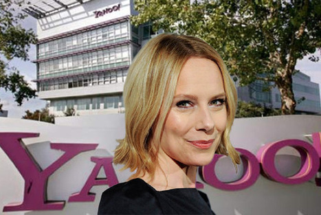 Yahoo CEO Mayer talks mobile forst strategy, design approach   Digital Marketing   Scoop.it