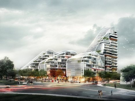 Bass and Flinders Gateway: A Proposed Development ENCOURAGING Community in New South Wales | The Architecture of the City | Scoop.it