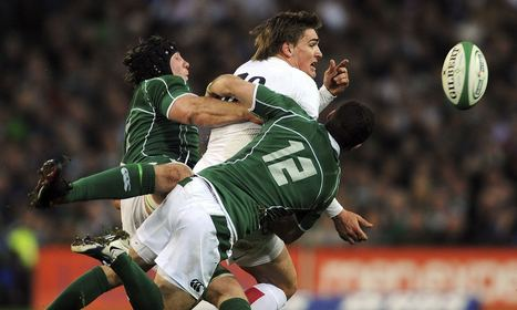 Ireland consider bidding to host 2023 rugby union World Cup - The Guardian | sports | Scoop.it