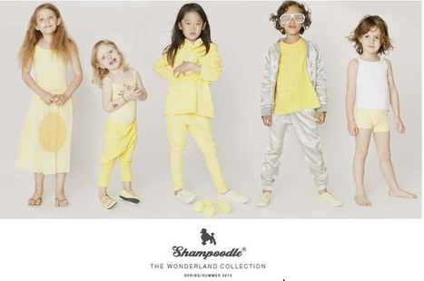 Take a Trip to Shampoodle's Wonderland! Spring/Summer 2013 Collection | Baby Cool Stuff (from others) | Scoop.it