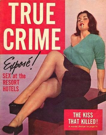 Vintage Smut @ S & M = Smoke & Mirrors | Sex History | Scoop.it