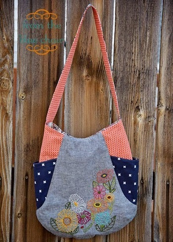 from the blue chair: My first 241 Tote | Patchwork | Scoop.it