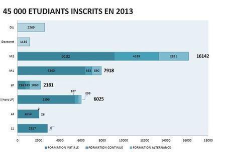 Les IAE : très appréciés par leurs étudiants et les entreprises, pas toujours assez par leur université   ORIENTATION   Scoop.it