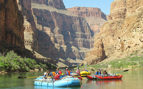 Rafting the Grand Canyon: the ultimate family adventure? - Telegraph | Family Adventure Lifestyle | Scoop.it