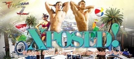Saturday Gay Beach Club Party at Tropicana Las Vegas This Summer   Gay Vegas   Scoop.it