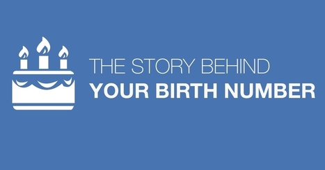 The Story Behind Your Birthdate | Innovative Marketing and Crowdfunding | Scoop.it