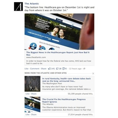 Facebook, des changements importants pour les médias | Tourisme et présence web | Scoop.it