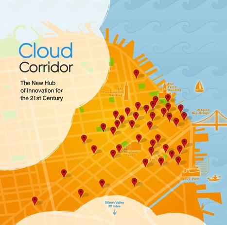 The New Silicon Valley: San Francisco's Cloud Corridor   What's up in Silicon Valley ?   Scoop.it