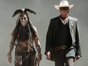 "How Disney and Johnny Depp Dealt With ""The Lone Ranger"" Racism Problem 
