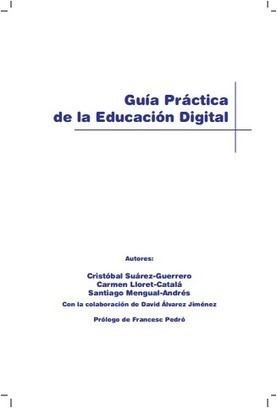 Libro - Guía práctica de la educación digital | Organización y Futuro | Scoop.it
