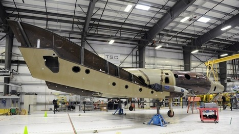 "Virgin Galactic to unveil new space plane in February — and Stephen Hawking may be there | L'impresa ""mobile"" 