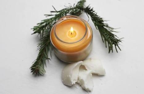 DIY — Recycle tes vieilles bougies en fabriquant une bougie ... - madmoiZelle.com | technews | Scoop.it