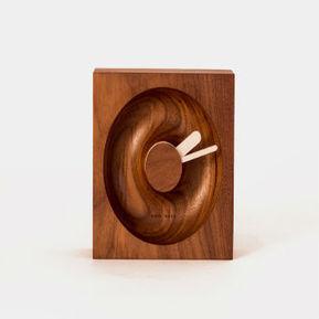 Okum Made Designing Studio's New Wooden Clocks - O'Clock | Tech Nontech Magazine | Scoop.it