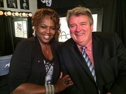 Actress Toni Malone and host Kurt Kelly on ActorsE Chat | Events | Scoop.it