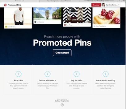 How to Use Pinterest Promoted Pins #pinterest | MarketingHits | Scoop.it