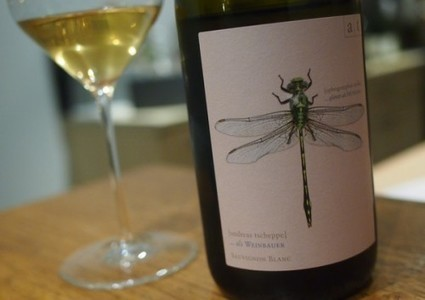 Tscheppe Green Dragonfly Sauvignon Blanc, amazing Austrian wine | Gastronomy & Wines | Scoop.it