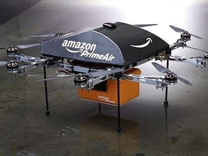 En 2015, Amazon veut livrer ses colis avec des drones   La révolution numérique - Digital Revolution   Scoop.it