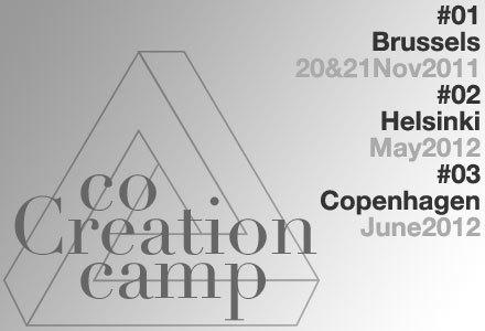 Brussels | coCreationcamp – innovation, design, change | co-creation | Scoop.it