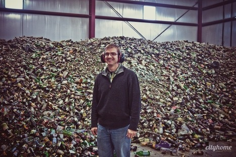 Momentum Recycling. Glass Recycling in Salt Lake City, Utah, USA | The Future of Waste | Scoop.it