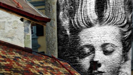 Les portraits géants de JR égayent les murs de Marseille | Marseille et MP2013 | Scoop.it