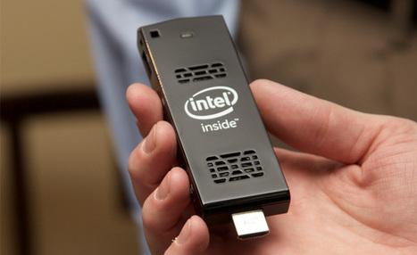 L'ordinateur de poche Intel en pré-commande !   Hightech, domotique, robotique et objets connectés sur le Net   Scoop.it