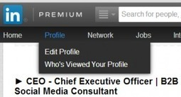 How to remove a job or school experience from LinkedIn by @LoriRuff | Social Media | Scoop.it