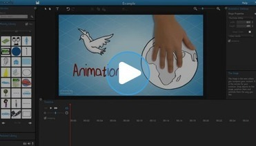 Moovly - Create Animated Content like a Pro | The Best of Web 2.0 for schools | Scoop.it