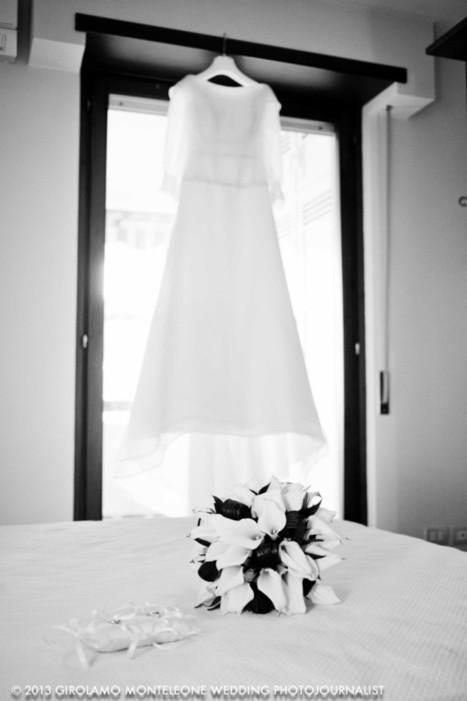Carlo e Maria wedding reportage | abito da sposa | Scoop.it