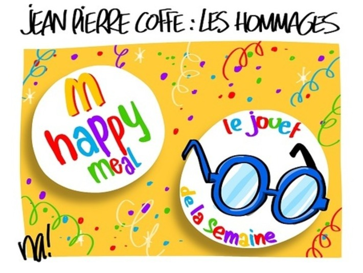 Hommage à Jean-Pierre Coffe | Baie d'humour | Scoop.it