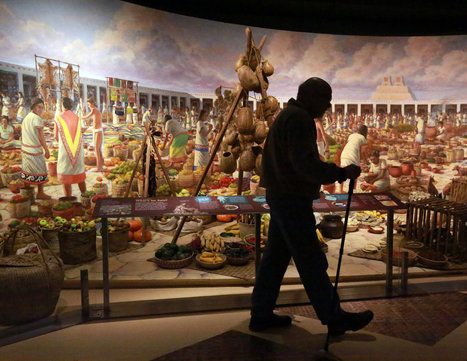 'Our Global Kitchen,' at American Museum of Natural History | Bon Vivant | Scoop.it