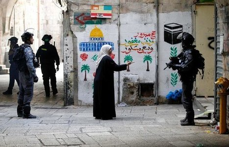 Israel Blocks Access to Contested Holy Site in Jerusalem | Upsetment | Scoop.it