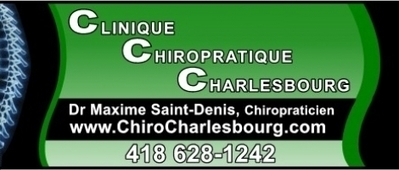 Clinique Chiropratique Charlesbourg - Dr. Maxime F. Saint-Denis | Studium Media - Musings | Scoop.it