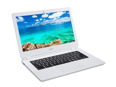 Acer Chromebook with NVIDIA Tegra K1 leaked by Swedish retailer | Geek in your face | Scoop.it