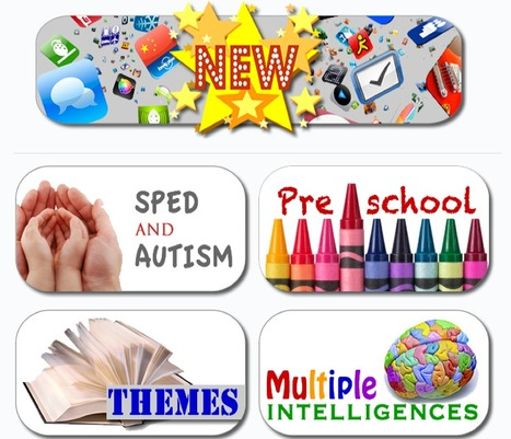 APPitic - 1,300+ EDUapps | #inLearning + HCI | Scoop.it