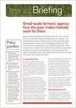 Small-scale farmers' agency: how the poor make markets work for them | Questions de développement ... | Scoop.it