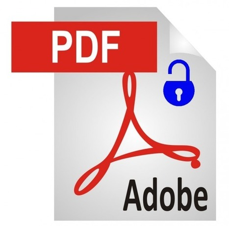 Desproteger PDFs e imprimirlos gratis (sin programas raros) en Windows y Mac OS X | Cajón de sastre Web 2.0 | Scoop.it