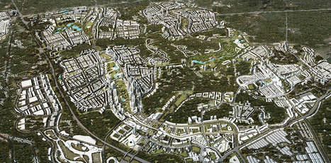 BSD City, Indonesia - A Sustainable Response to Rapid Urbanization - New Cities Foundation | Sustainable Development | Scoop.it