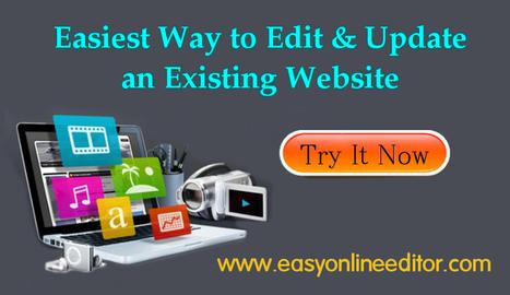 Tool to Edit Website Online | Online Website Editor | Scoop.it