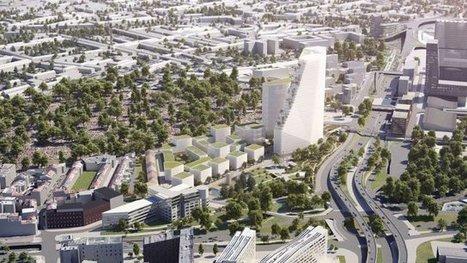 La Métropole Européenne de Lille (MEL) bientôt dans la plus haute tour du Nord   Immobilier L'Information   Scoop.it