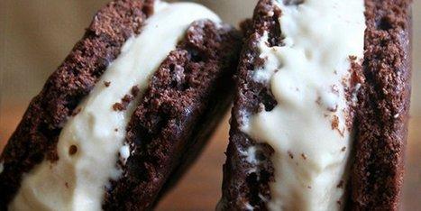 41 Spectacular Ice Cream Sandwiches | Ice Cream | Scoop.it