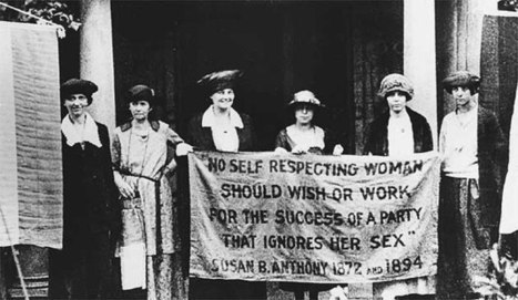 Seneca Falls Convention   Social Position of Women in England during 1700s-1800s   Scoop.it
