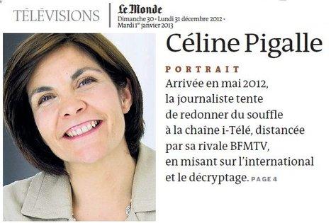 Céline Pigalle (70e promo ESJ) en mission | DocPresseESJ | Scoop.it