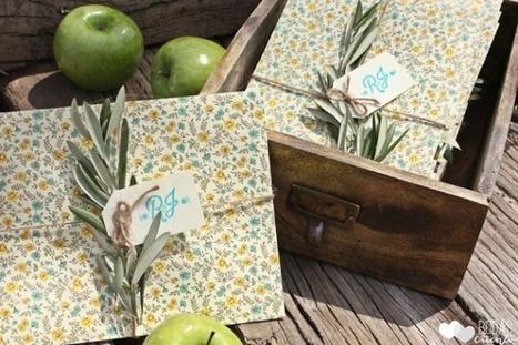 Ramas de olivo: un 'must' en la decoración de tu boda | Celebra | Scoop.it