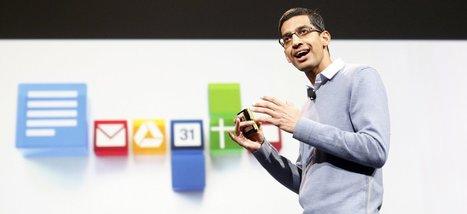 Google Puts Android and Chrome Under One Boss | Gouvernance web - Quelles stratégies web  ? | Scoop.it