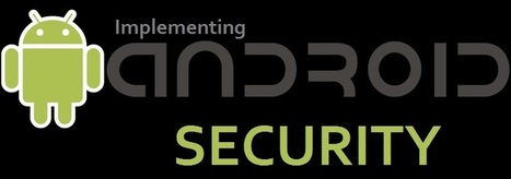 Android Security: Know Why Mobile Developers Need to Implement | The Programmer's World | Android - Apple World | Scoop.it